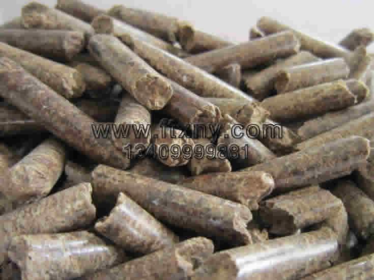 杨木木屑生物质颗粒燃料