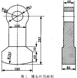 破碎机低合金钢锤头的研制与应用