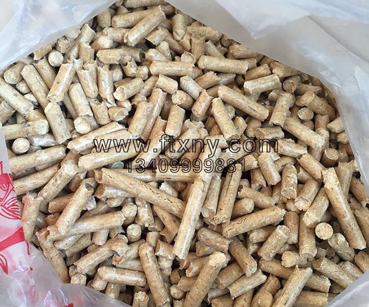 樟子松生物质颗粒燃料