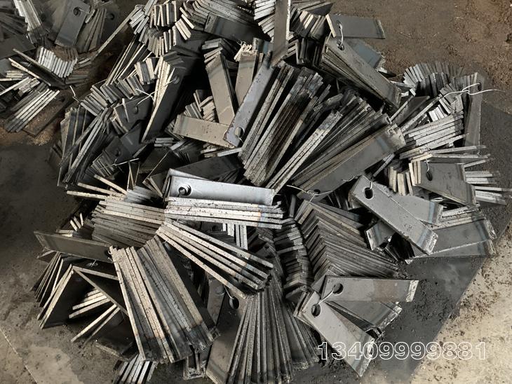 木屑机锤片