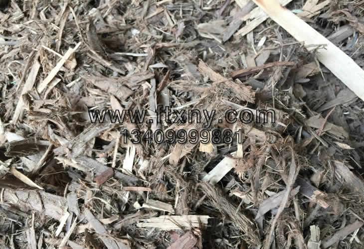 块状桉树皮颗粒燃料